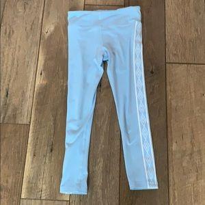 Blue umbro pants